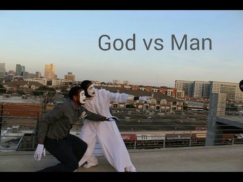 Man vs God | Official Mime Video